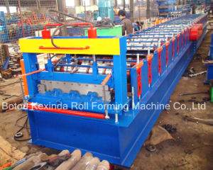 Floor Decking Roll Forming Machine Manufaturer pictures & photos