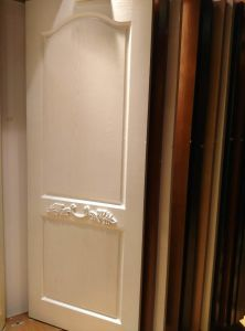Solid Wood Composite Door pictures & photos
