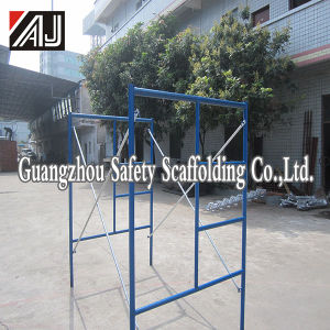 Construction H Frame Scaffolding System pictures & photos