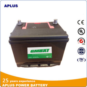 Mf55D23r 12V60ah Mataintenance Free Auto Battery for Japaness Car pictures & photos