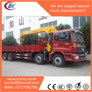 20t Hydraulic Telescopic Truck Mounted Crane pictures & photos
