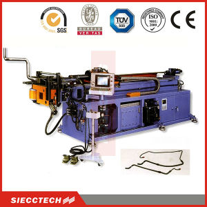 Hydralic Tube Bender, Stainless Steel Pipe Bending Machine to Do 3D Tube Bending Machine pictures & photos