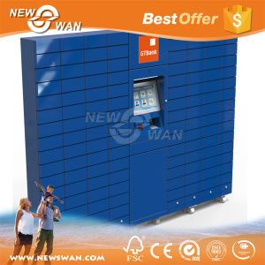 24 Hour Auto Intelligent Laundry Locker with Combination Lock pictures & photos