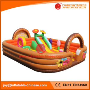 China Inflatable Jumping Castle Combo for Amusement Park (T3-653) pictures & photos