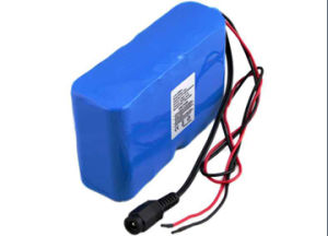 12V Lithium Ion Battery Pack for Solar Street Light pictures & photos