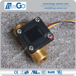 Electronic Water Flow Sensor, Water Flow Sensor pictures & photos