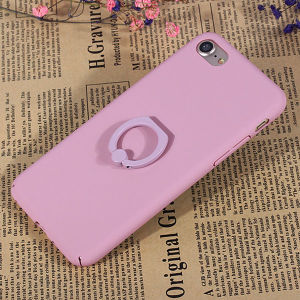 Hot Sale Full Cover Holder Colorful Phone Case for iPhone 7/7 Plus pictures & photos