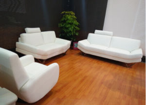 Modern Sofa for Living Room Furniture with Leather Sofa Couch pictures & photos