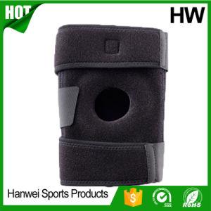 High Quality Black Orthopedic Custom Kneecap (HW-KS020) pictures & photos