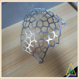 Custom Laser Cutting and Mold Forming Hardware with Irregular Hole pictures & photos
