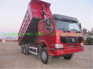 Sinotruk HOWO 10 Wheeler 371HP Tipper Truck for Sale pictures & photos