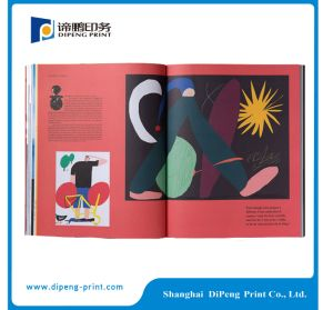 Very Cheap Colored Saddle Stitch Book Printing pictures & photos