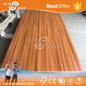 Fsc Certified Laminated Melamine Fiberboard MDF (Particle Board, UV) for Furniture pictures & photos
