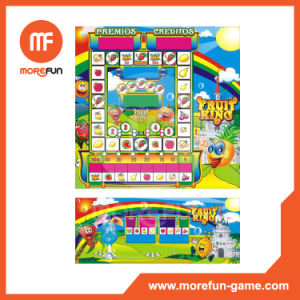 Hot Sale in South America Mario Slot Game Machine and Kits Fruit King 2017 pictures & photos