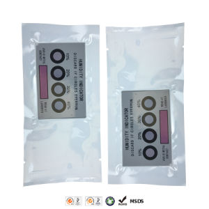 Cobalt Free Hic Humidity Indicator Card pictures & photos