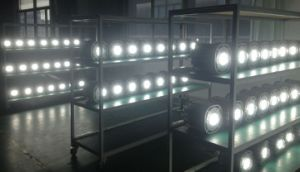 Warehouse Factory Showroom Superstore Stadium Sport Court Bus Station 300W High Bay LED Industrial Light pictures & photos