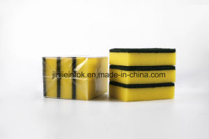 OEM Heavy Duty Kitchen Cleaning Scouring Sponge pictures & photos