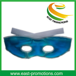 Cool and Hot Gel Eyemask Usage for Relexing Eye pictures & photos