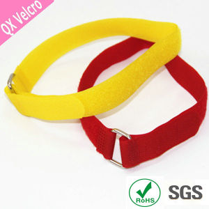 Metal Buckle Nylon Hook Loop Straps for Sale pictures & photos