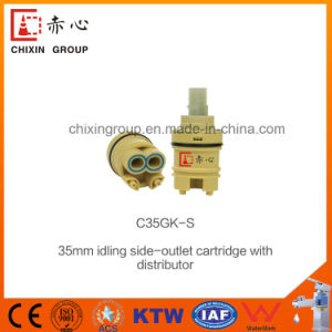 35mm Basin Faucet Cartridge Side-Outlet pictures & photos