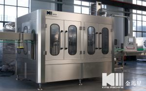 Automatic Carbonated Soda Water Filling Machine pictures & photos