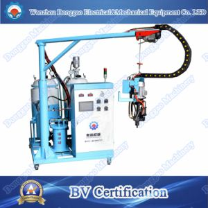 Middle and Normal Temperature CNC Polyurethane Elastomer Casting Machine pictures & photos