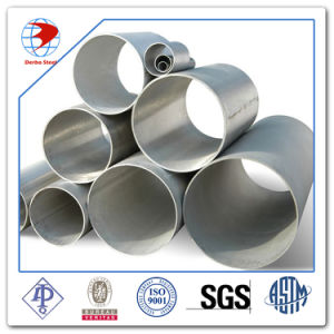 1 Inch Sch10s ASTM A312 TP304 Efw Stainless Pipe pictures & photos