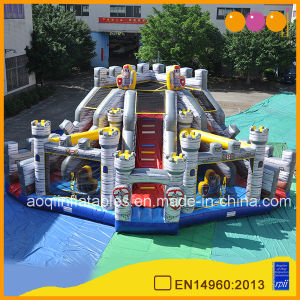 2017 The Most Popular Inflatable Castle Fun City (AQ01239) pictures & photos