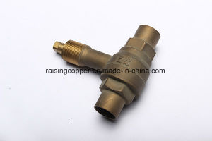Brass Ball Valve with Long Handle pictures & photos
