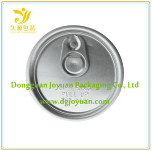 Aluminum Easy Open End Eoe 211# for Aerosol Can pictures & photos