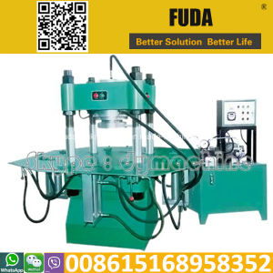 Fd150t Manual Pavers Block Brick Making Machine on Alibaba pictures & photos