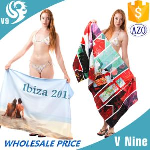 Brightly Printed Summer Beach Towel pictures & photos