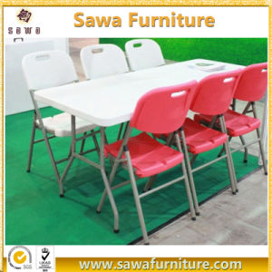 Buy Plastic Chair with Metal Leg in China pictures & photos