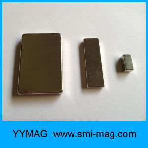 Strong Permanent Rare Earth Block Magnet for Sale pictures & photos