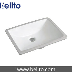 Bathroom ceramic under mounted sink (220B) pictures & photos