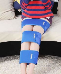 Bow O X Type Leg Posture Corrector Belt Easy Curves Elastic Adjustable Bandage Thigh Legs Belt Orthotic Tape Tool Health Care pictures & photos