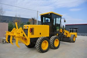 Eougem Gr120 Motor Grader with 115HP Power Road Construction Machine pictures & photos