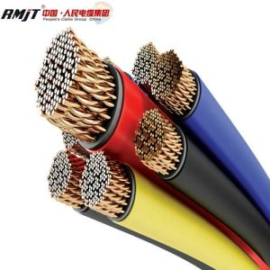 Zr-Yjv XLPE Insulated Flame Retardant Power Cable pictures & photos