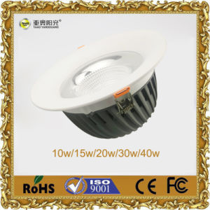 15W COB LED Downlight From Factory Direct Sale pictures & photos