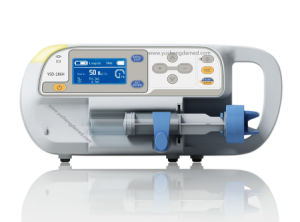 Ce Marked Hospital Instrument Automatic Portable Syringe Pump Ysd186c pictures & photos
