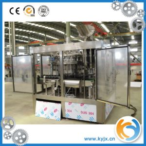 Good Quality Pet Bottles Carbonated Beverage Bottling Machine pictures & photos