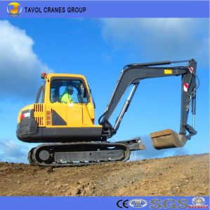 China Best Crawler Excavator 10t Tl100-9b Mode Earth Moving Machine Construction Machinery Excavator Factory From China pictures & photos