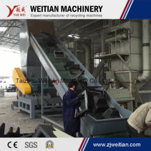 TV Casing Crusher & TV Set Shell Crusher&Household Electrical Appliances Plastic Recycling Plant pictures & photos