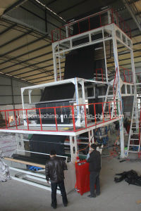 3sj-G50 Three-Layer PE Film Blowing Machine pictures & photos