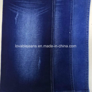9.7oz Dark Blue Denim Fabric for Men′s Jeans (WW103) pictures & photos
