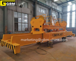 Full-Automatic Hydraulic Telescopic Container Lifting Spreader for Quay Crane pictures & photos