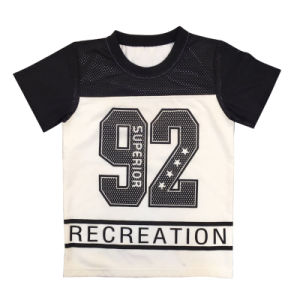 Kids Children High Quality T-Shirt for Fashion Boys pictures & photos