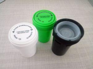 Child Resistant Weed Storage Pharmacy Rx Reversible Cap Prescription Pill Bottles Vial pictures & photos