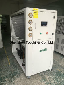20ton Air Cooled Water Chiller for Cooling Coated Glass pictures & photos