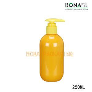 250ml Boston Pet Bottle Shampoo Bottle Cosmetic Bottle pictures & photos